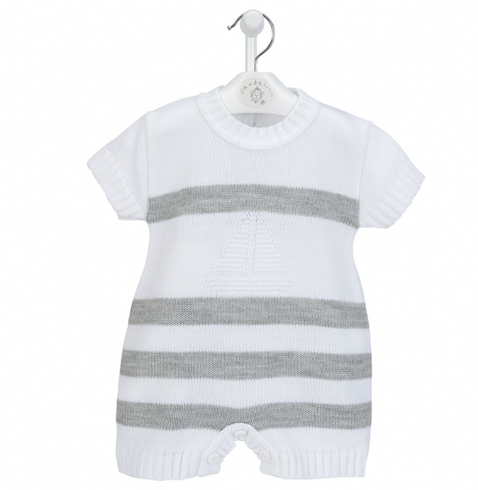 VE102G knitted Romper